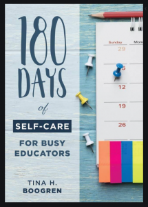 180 days of self care book study